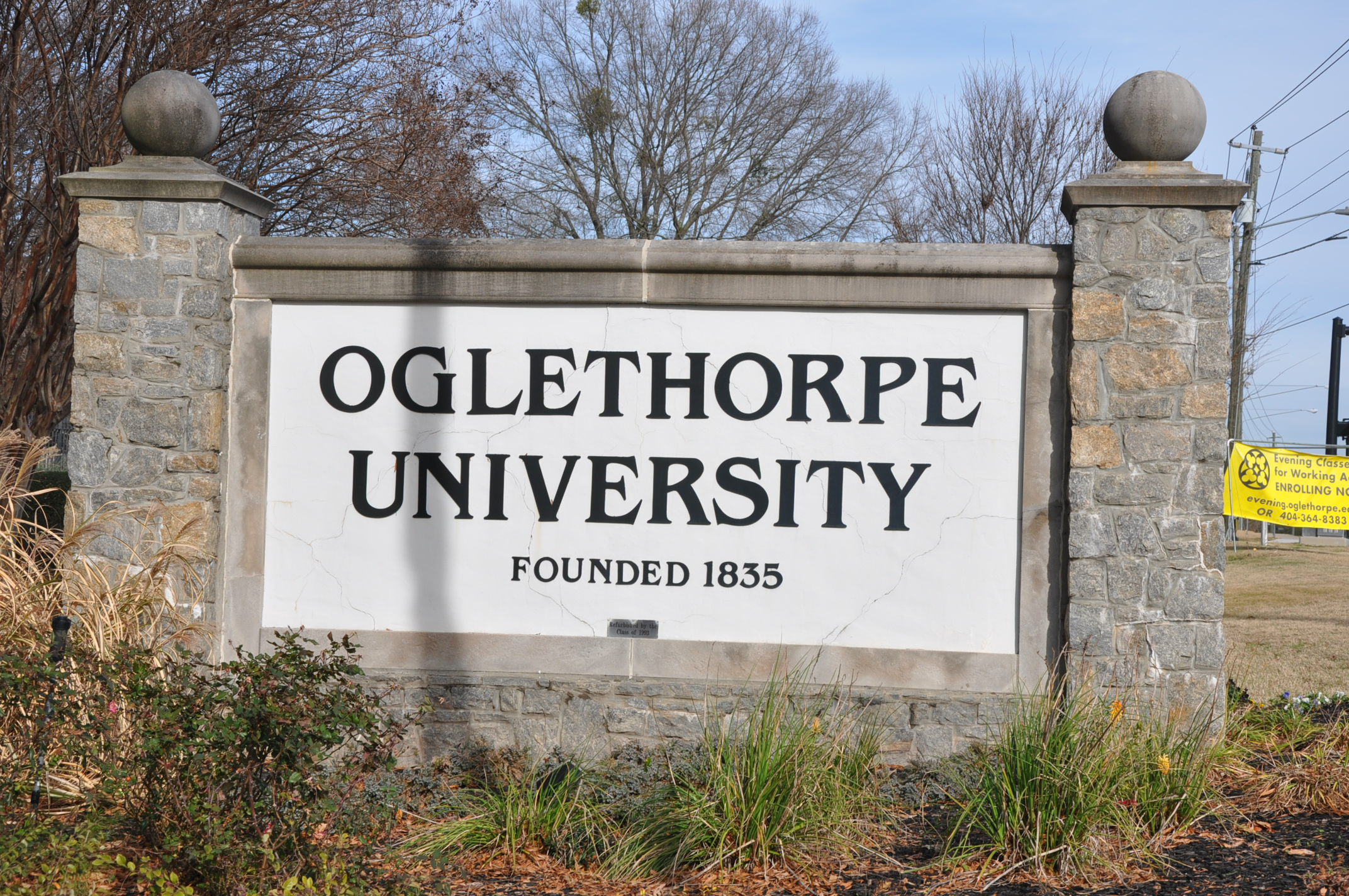 Chamblee Is Home To Oglethorpe University