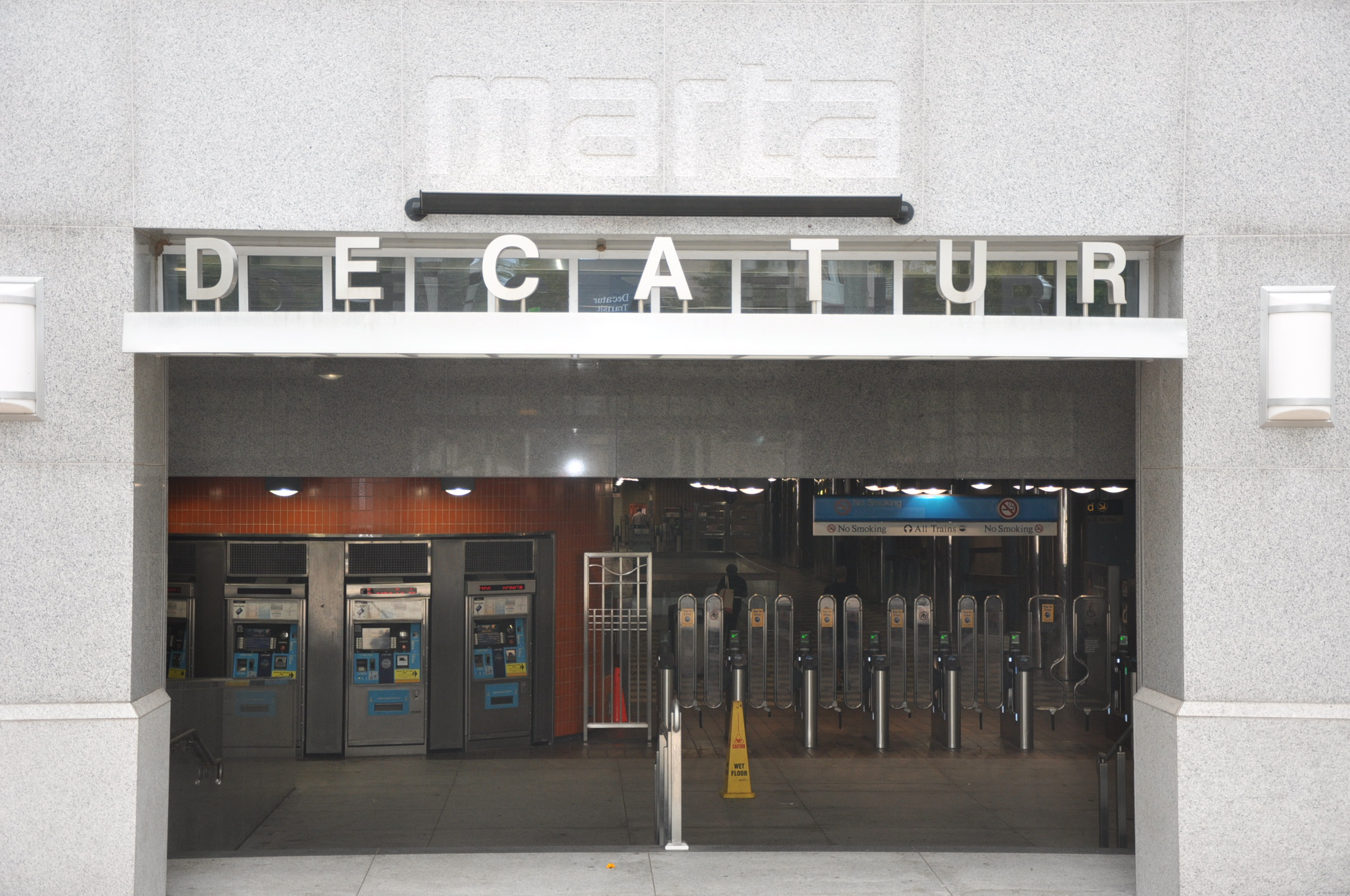 Decatur Marta Station