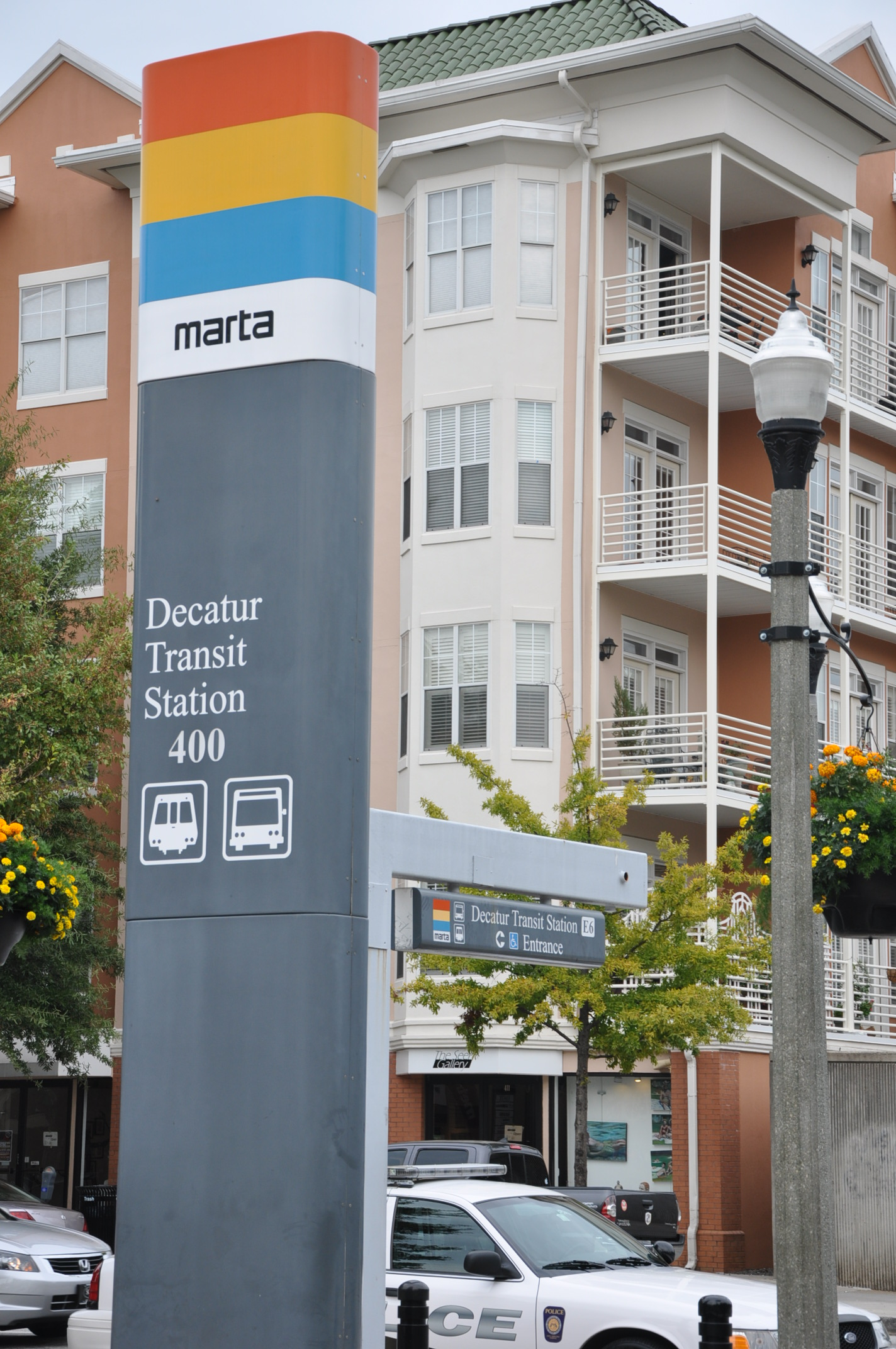 Marta and Decatur