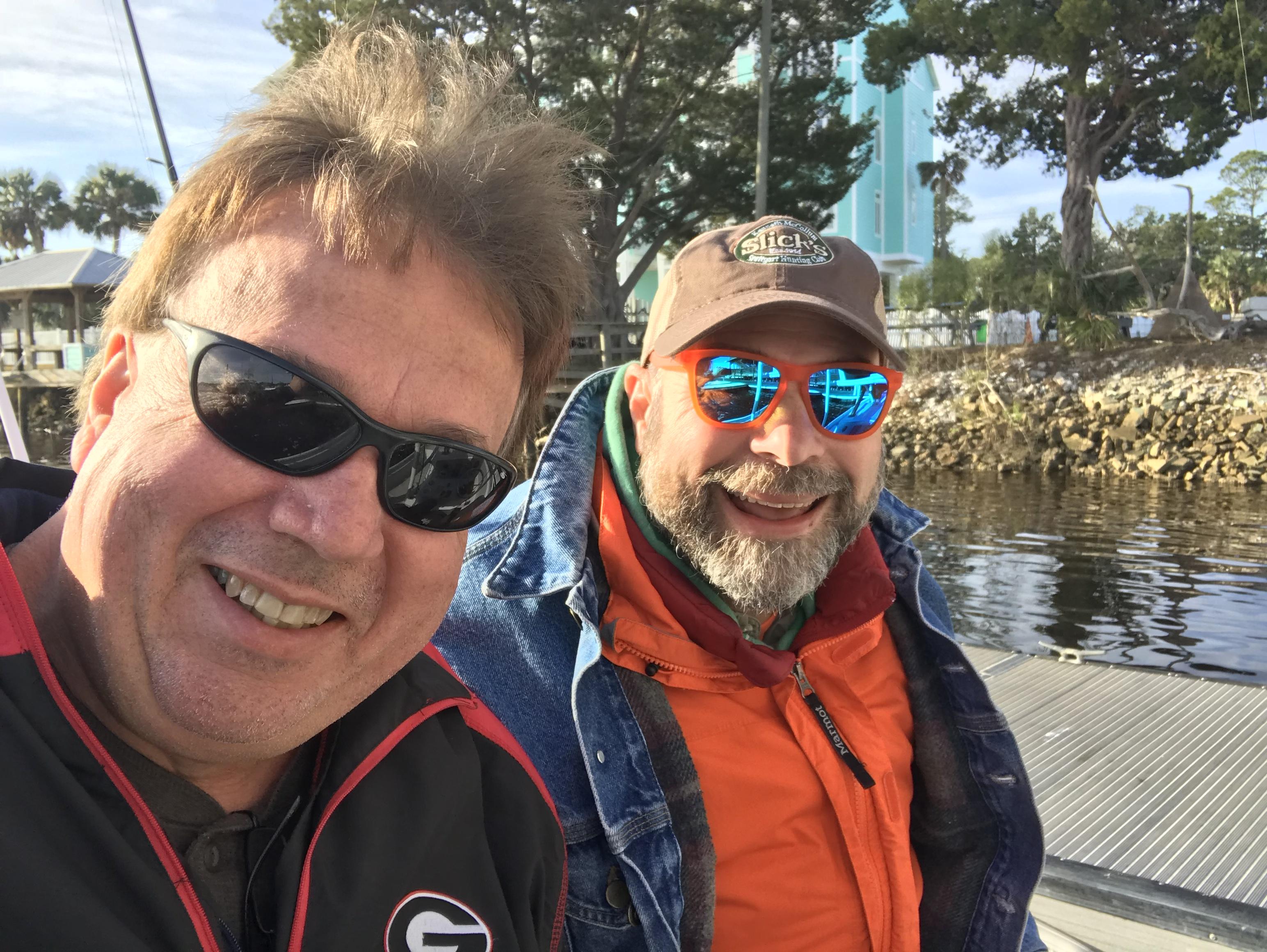 Pat Rary & Steve Beecham