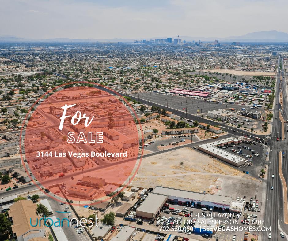 3144 N Las Vegas Blvd, Las Vegas, NV 89115