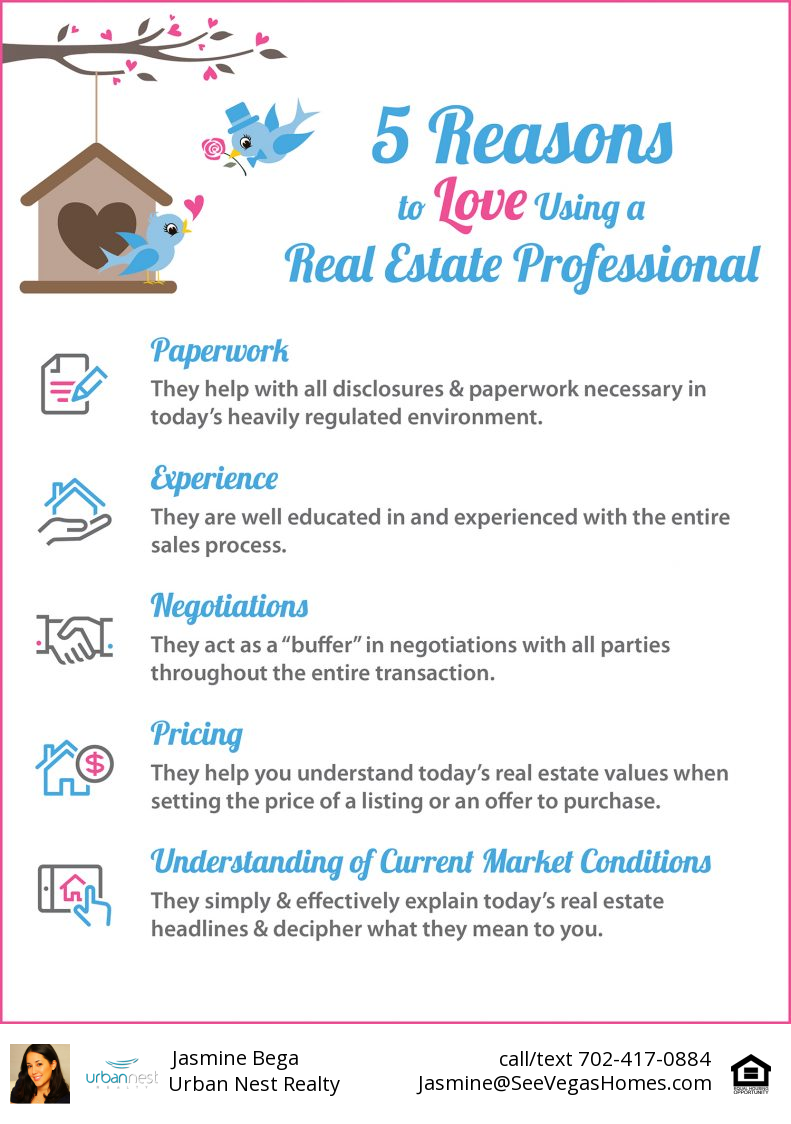 5 reasons to love realtor
