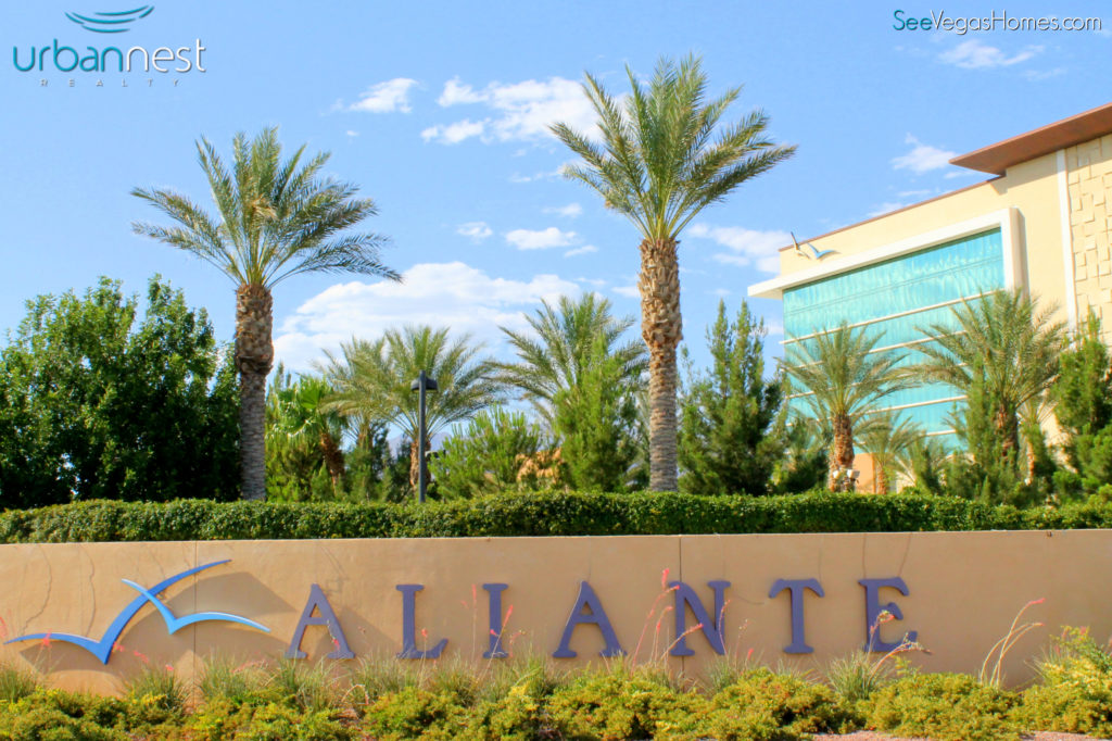 Aliante North Las Vegas NV 89084 SeeVegasHomes