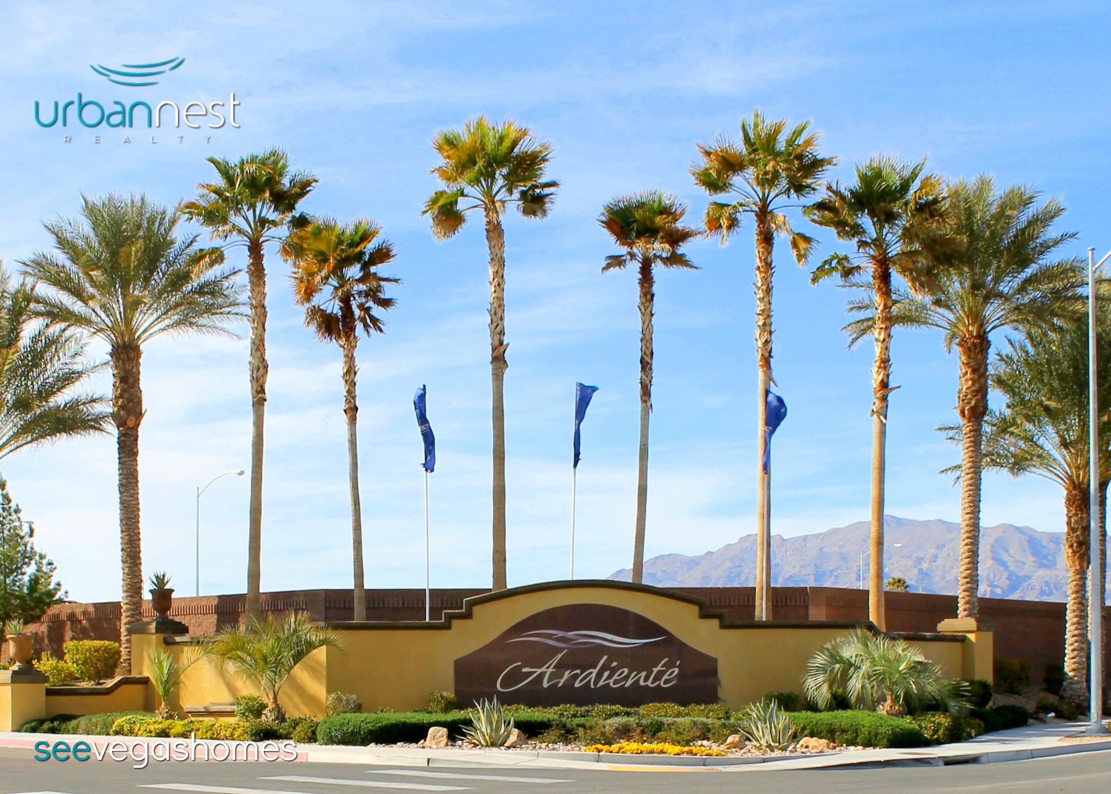 Ardiente Runvee Hobart North Las Vegas NV 89081 SeeVegasHomes