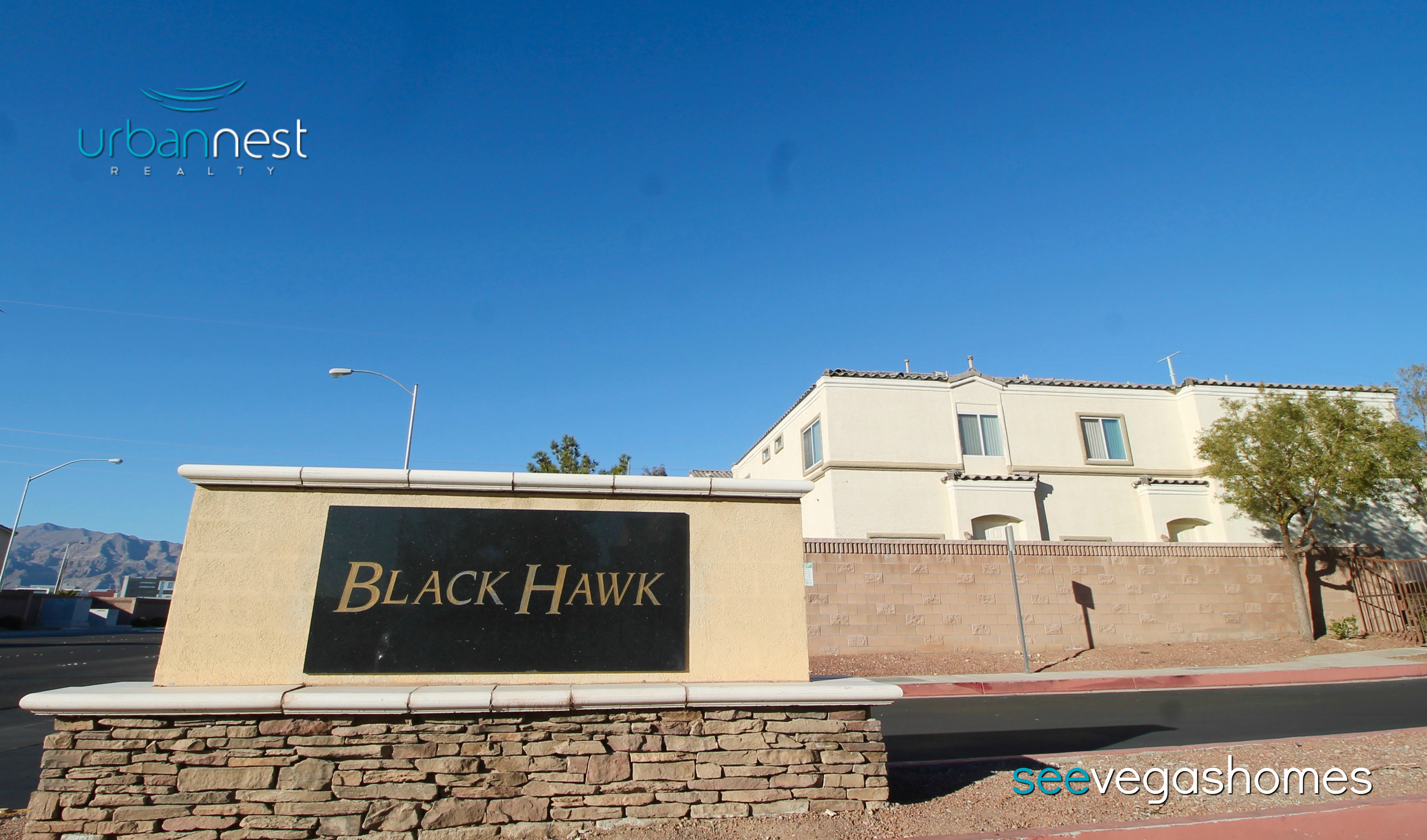 Black Hawk Condos Centennial Highlands North Las Vegas NV 89081 SeeVegasHomes