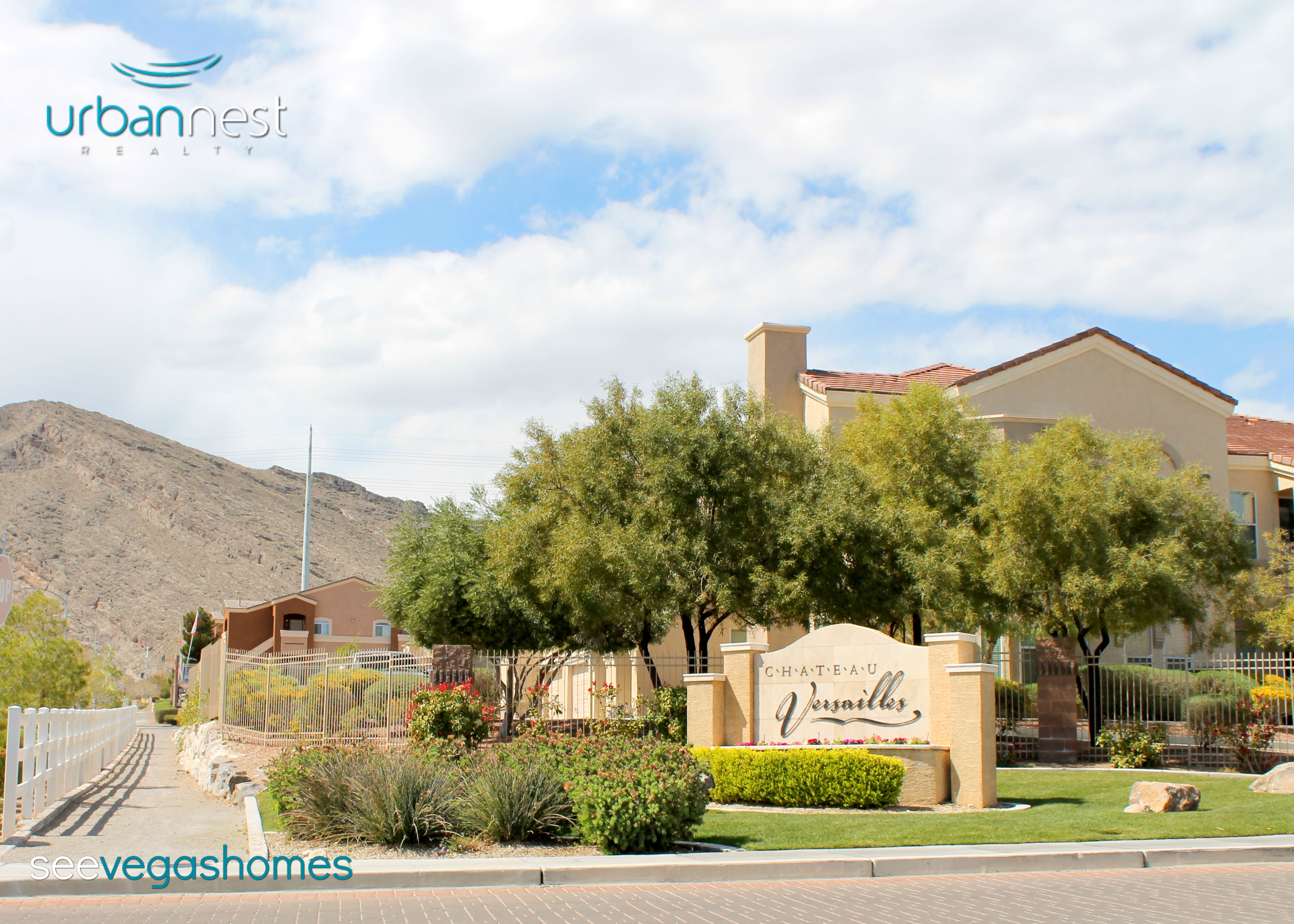 Chateau Versailles Condos Las Vegas NV 89129 SeeVegasHomes