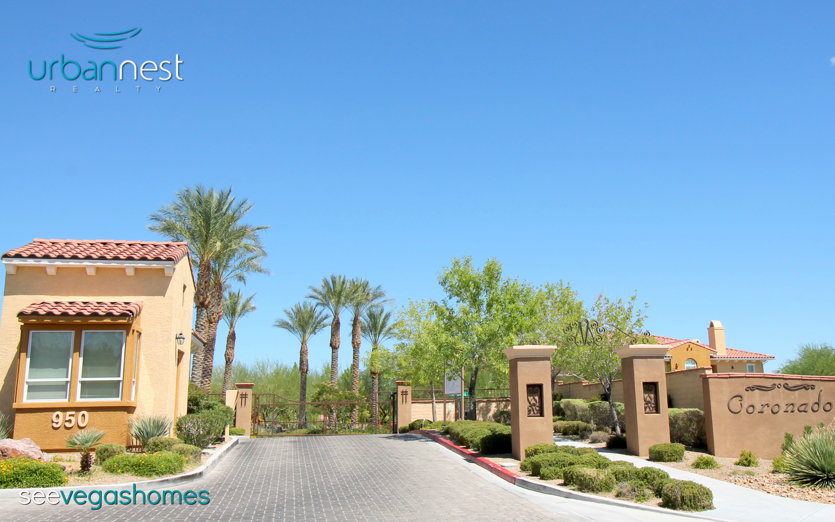 Coronado Condos at Paseos in Summerlin Las Vegas NV 89138 SeeVegasHomes