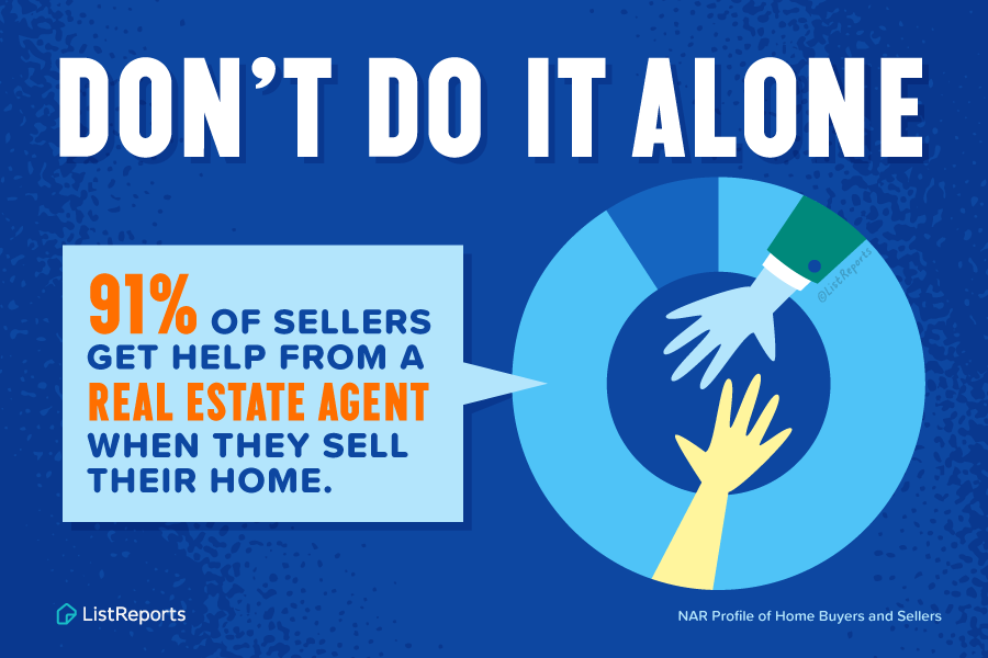 Dont Tackle Selling Your Home on Your Own – an Agent Can Help dont-do-it-alone