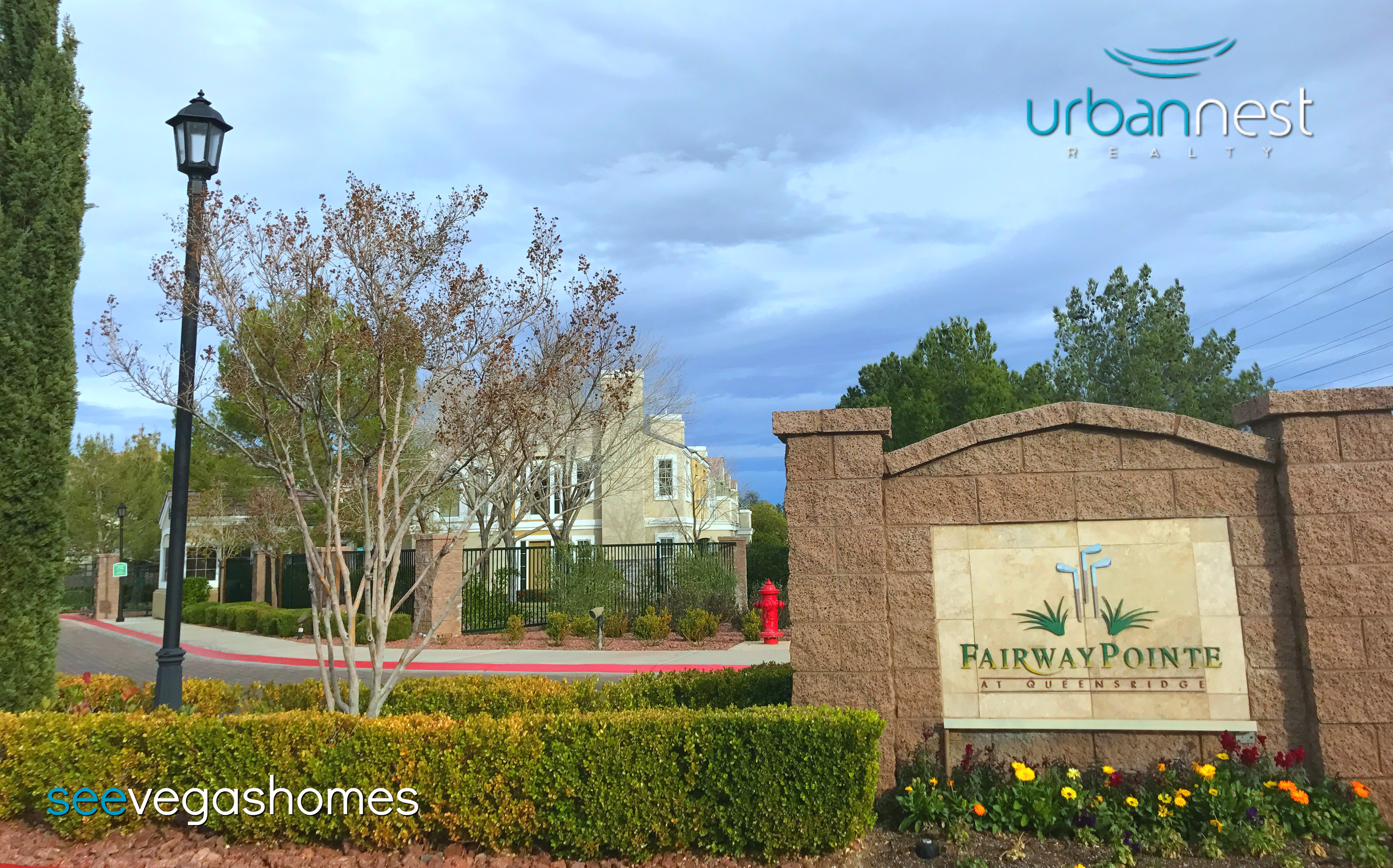 Fairway Pointe Queensridge Townhomes Las Vegas NV 89145 SeeVegasHomes