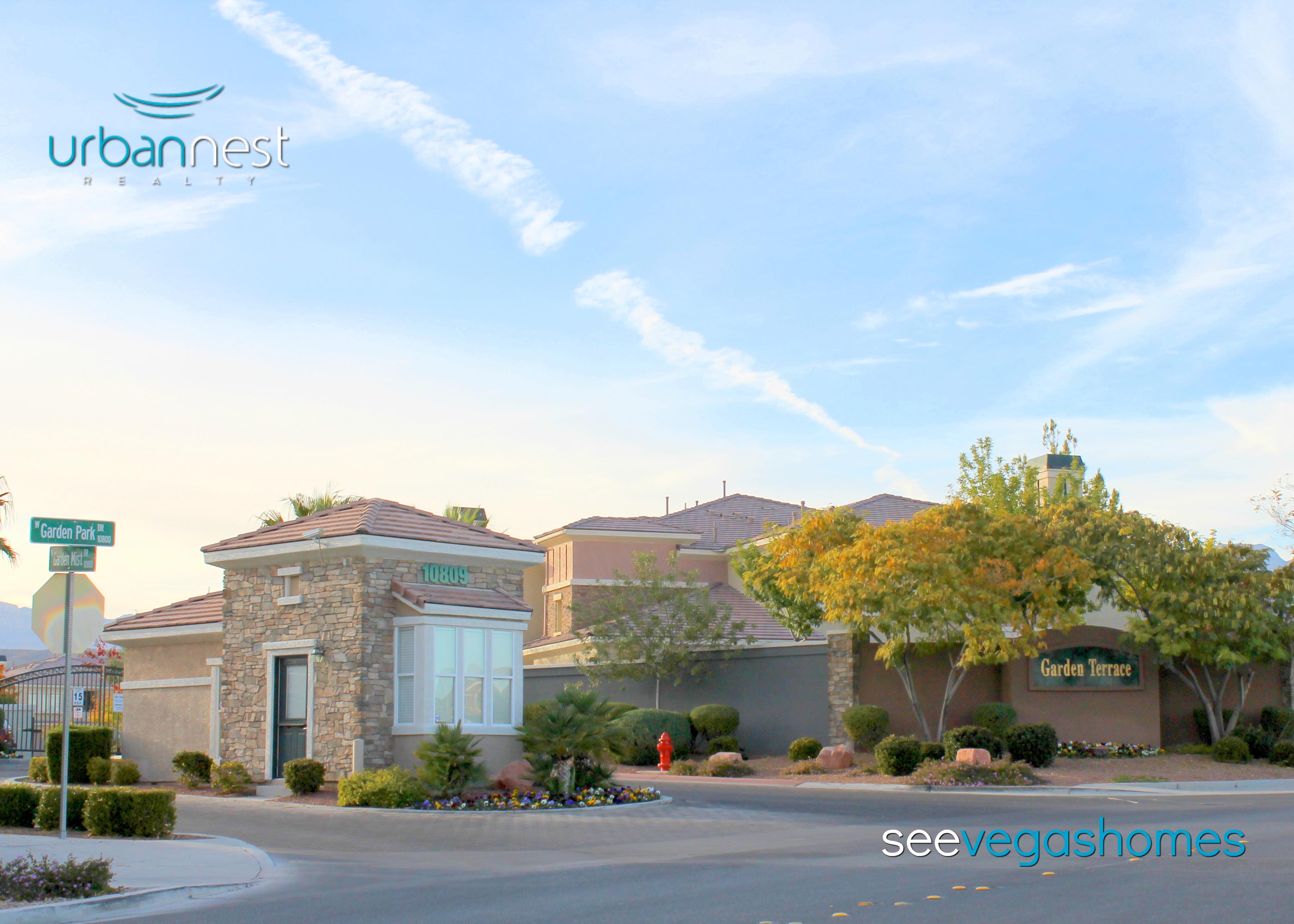 Garden Terrace Condos in Summerlin Las Vegas NV 89135 SeeVegasHomes