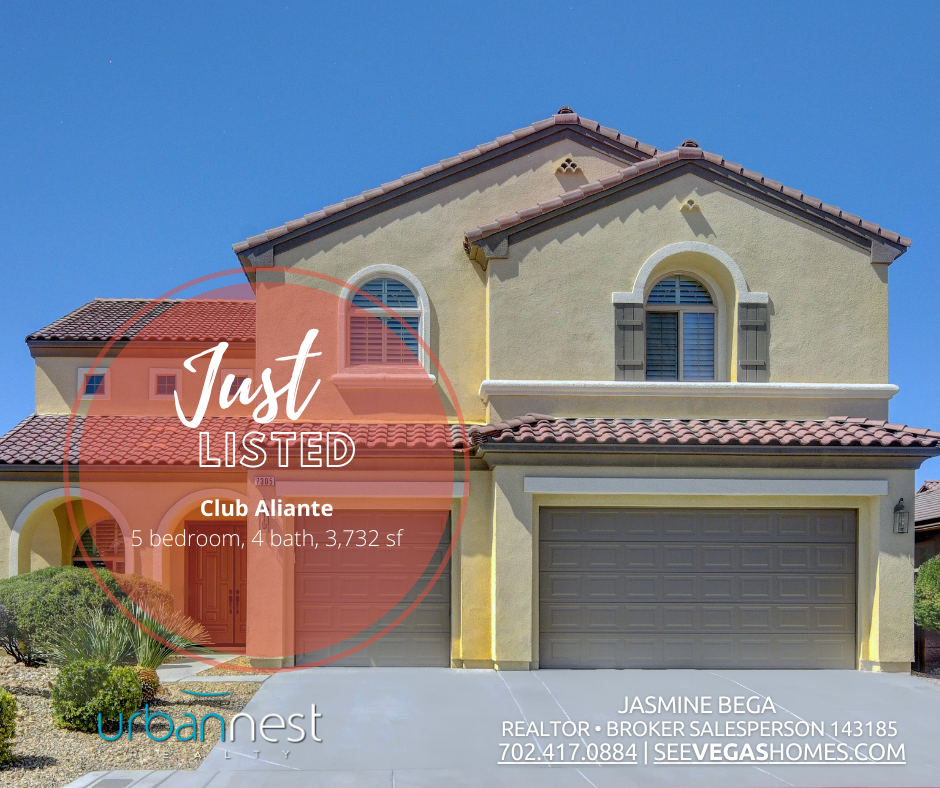 Just Listed 7305 Pinfeather in Club Aliante