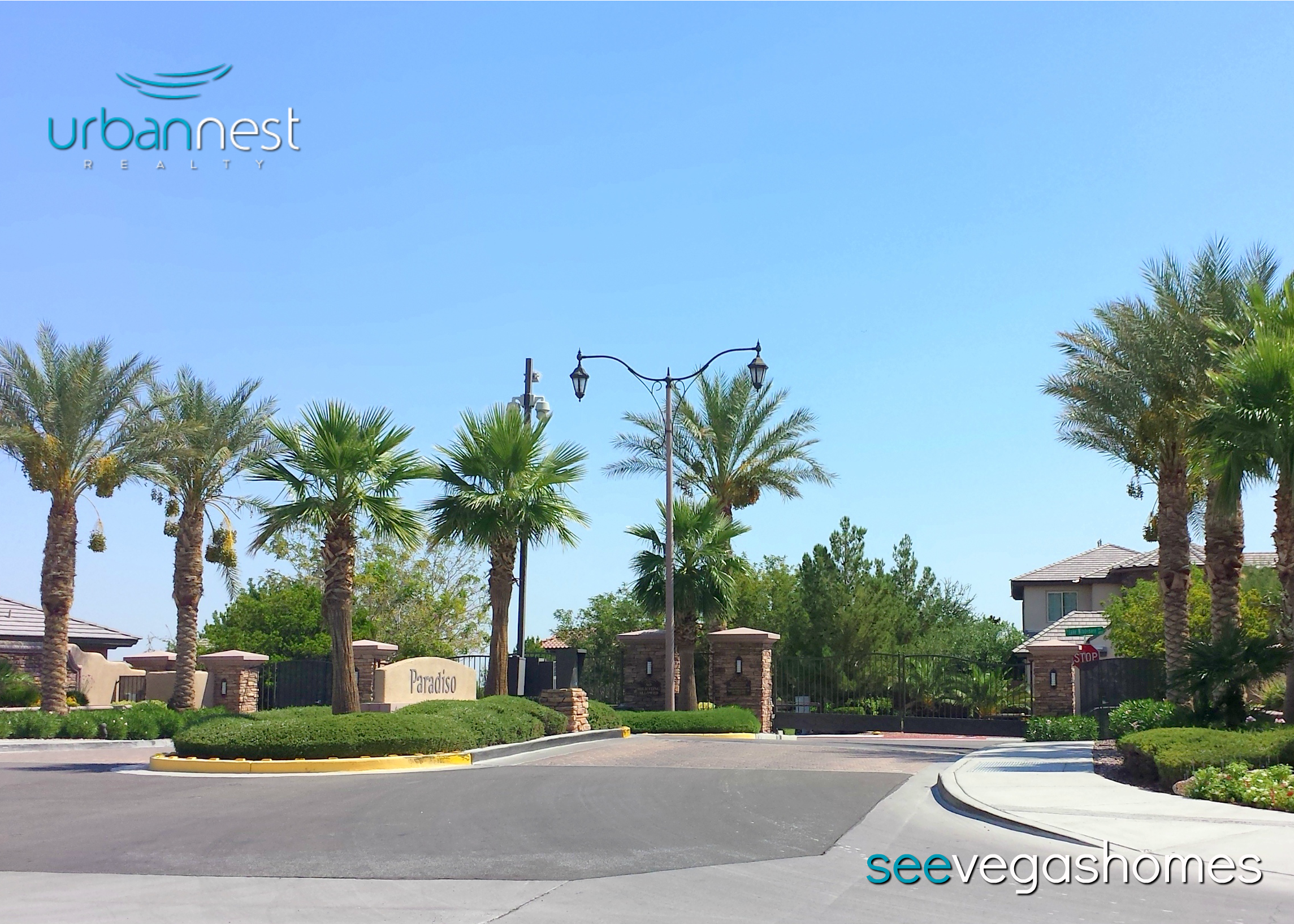 Paradiso at Vistas Summerlin Las Vegas NV 89138 SeeVegasHomes