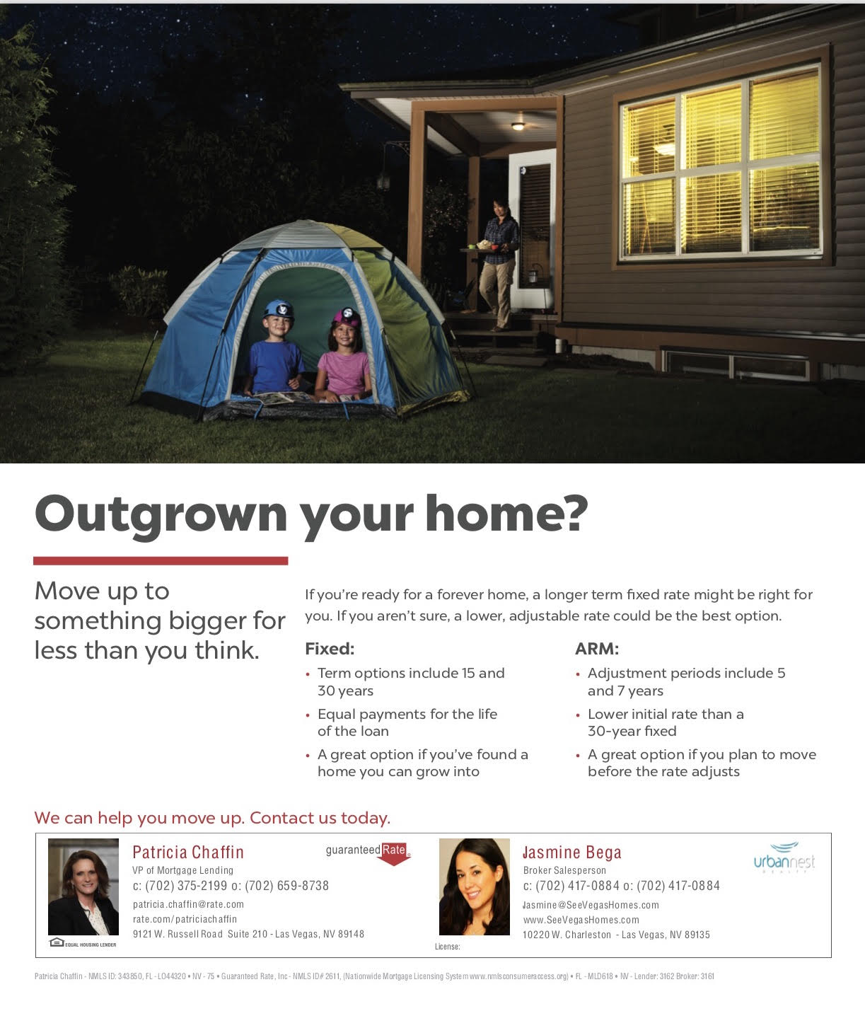 Outgrown home move up seevegashomes