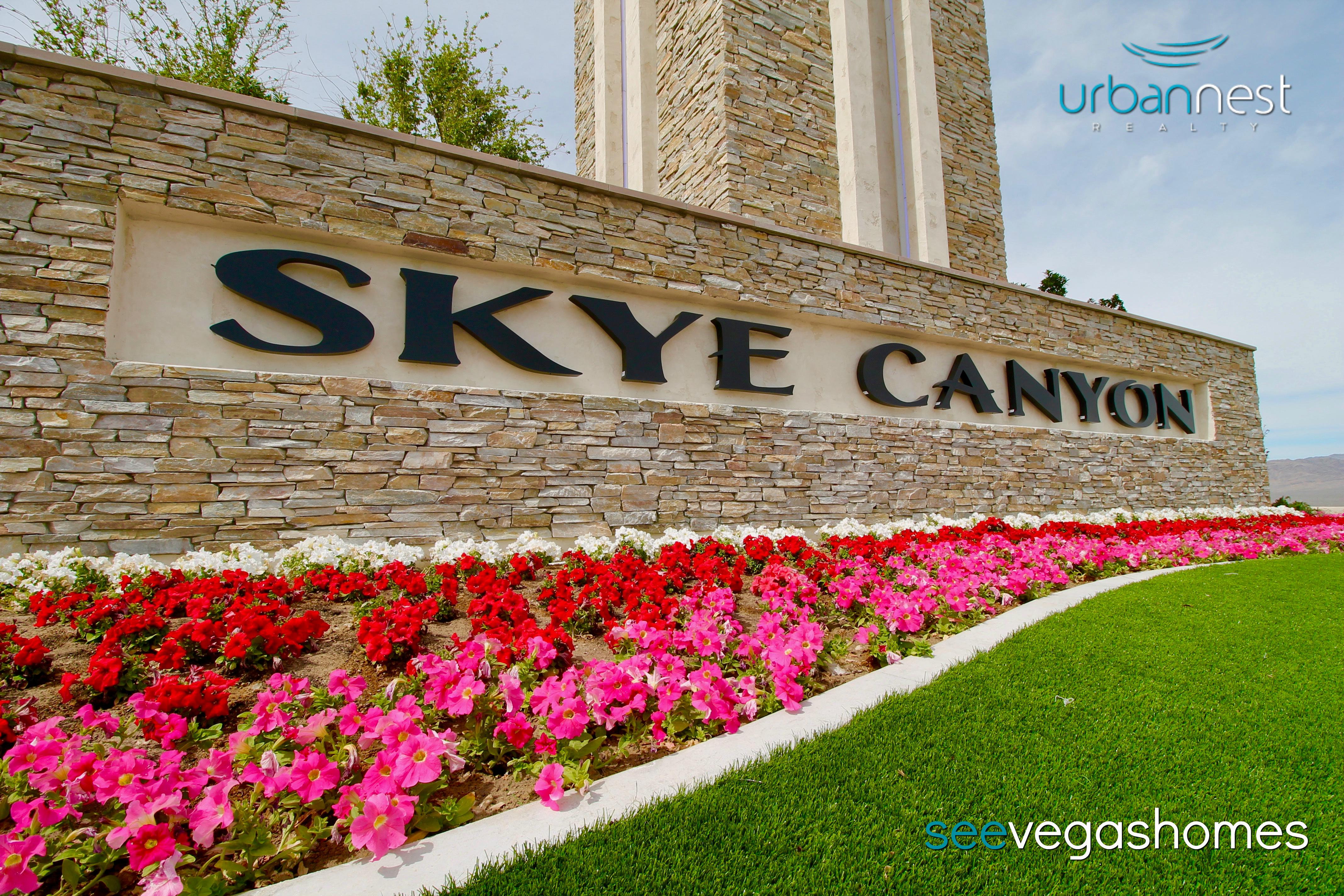 Skye Canyon Las Vegas NV 89166 SeeVegasHomes