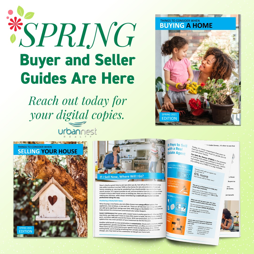 Spring 2021 Buyer and Seller Guides are here SeeVegasHomes