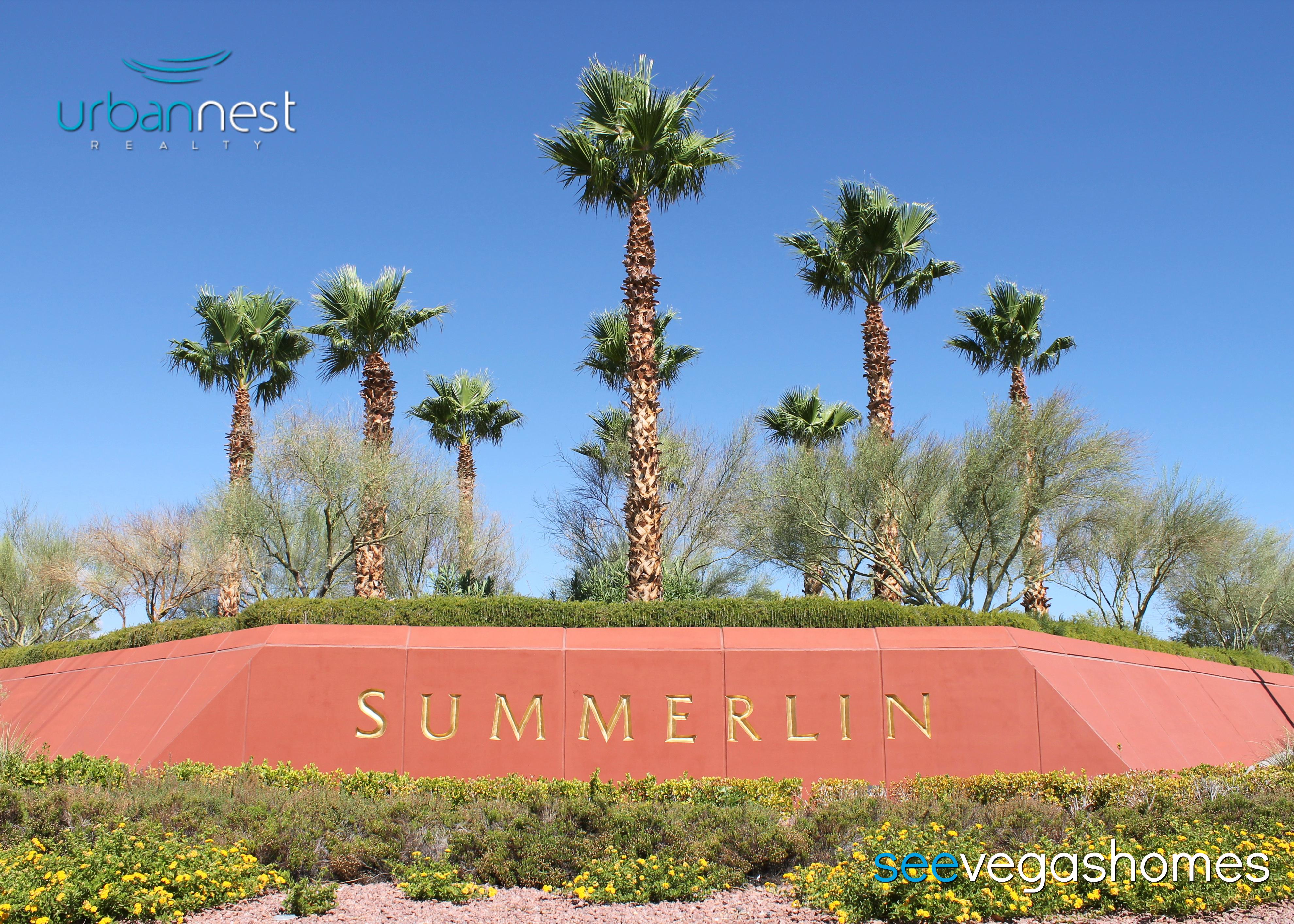 Summerlin Las Vegas NV SeeVegasHomes