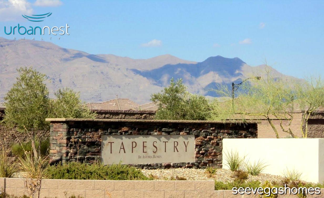 Tapestry Las Vegas NV 89149 SeeVegasHomes