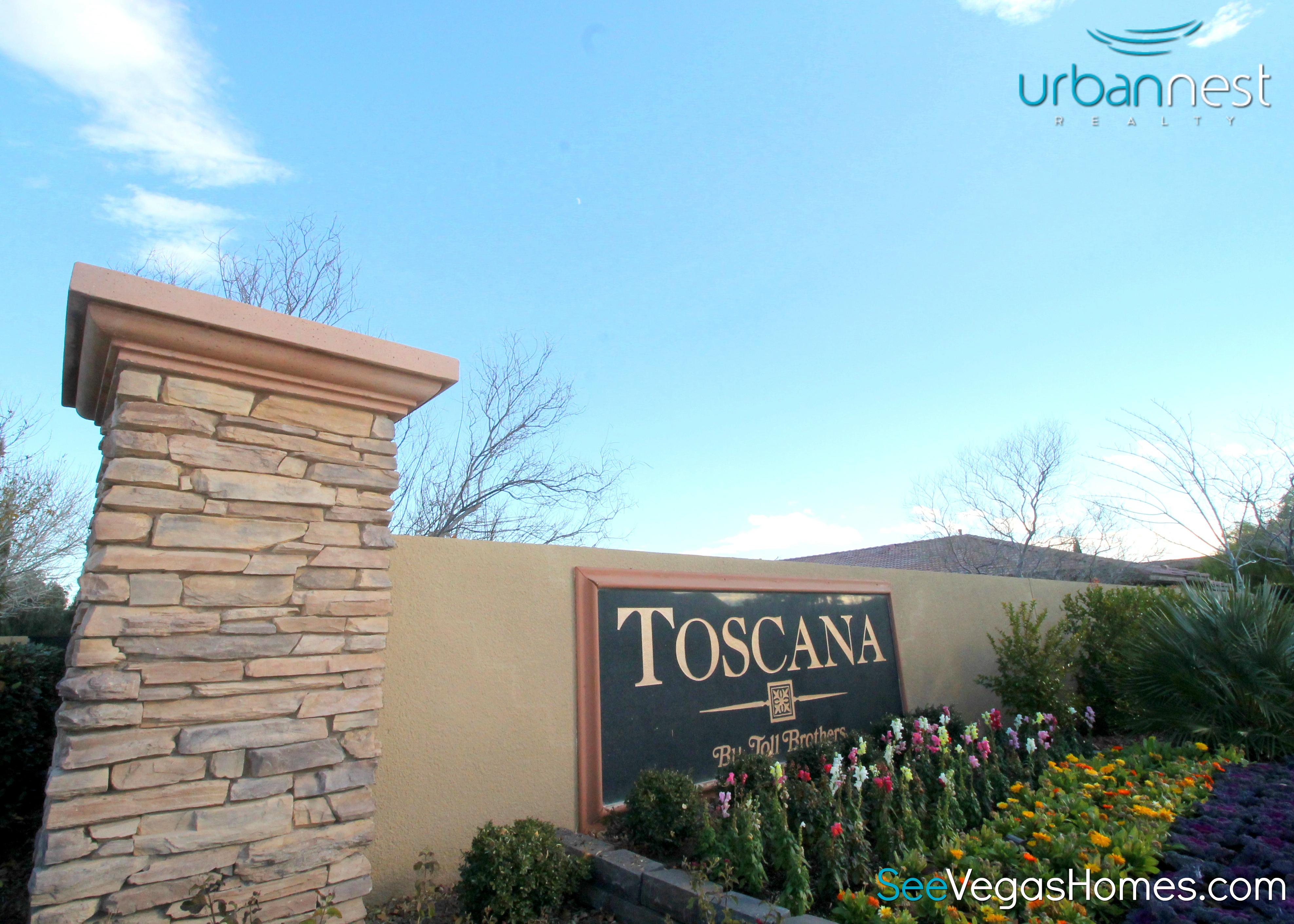 Toscana Bella Vista Toll Brothers Las Vegas NV 89131 SeeVegasHomes
