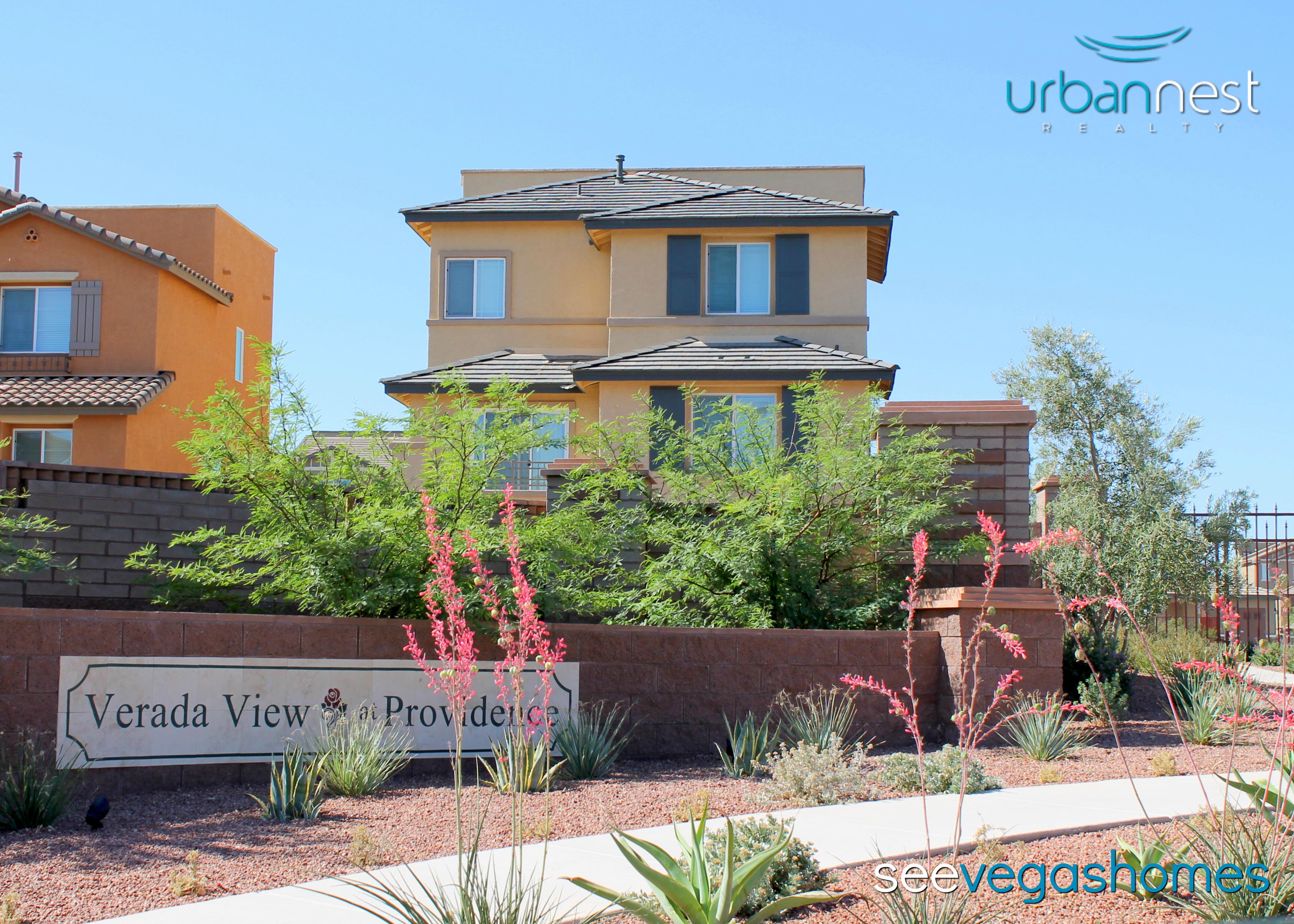 Verada View at Providence Las Vegas NV 89166 SeeVegasHomes