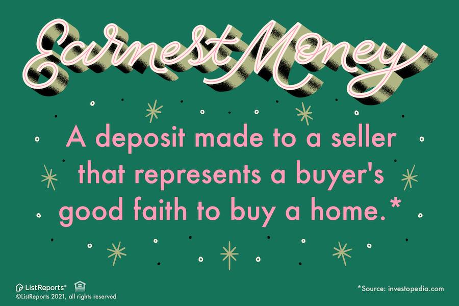 earnest-money definition seevegashomes