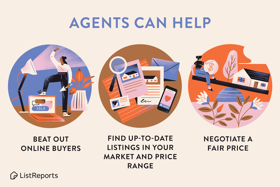 How Agents Can Help You Buy seevegashomes