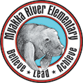 Myakka River Elementary Logo