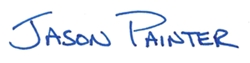 Jason Painter Signature