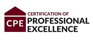 Certification of Professional Excellence - CPE - Louisville Kentucky