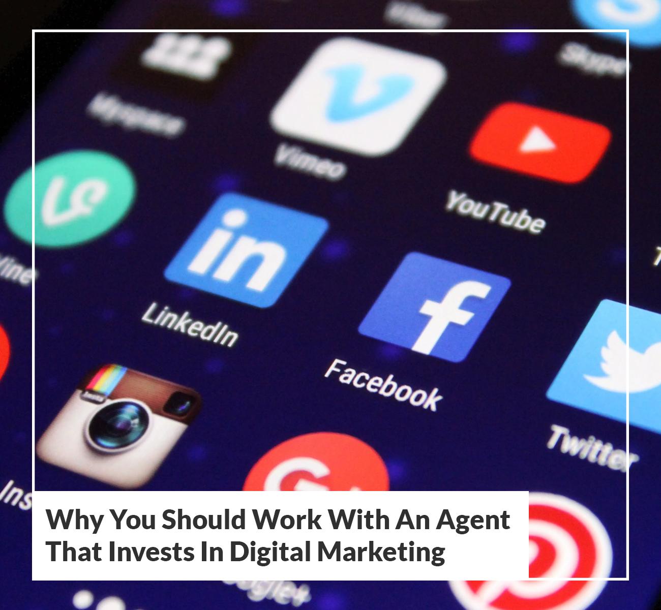 Digital Marketing Agent
