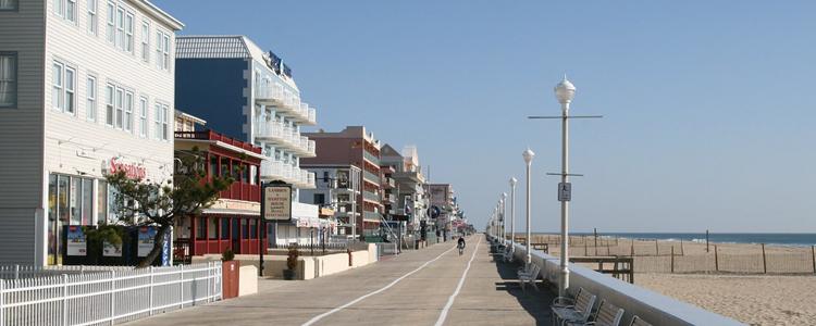 Downtown Ocean City