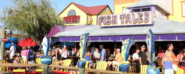 Fish Tales Ocean City