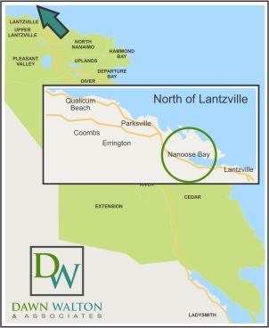 Nanoose Bay Community - Nanaimo Real Estate - Nanaimo Realtor Dawn Walton