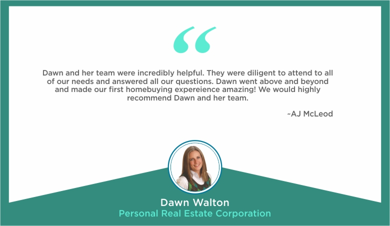 Dawn Walton and Associates Testimonials - Dawn Walton - AJ McLeod