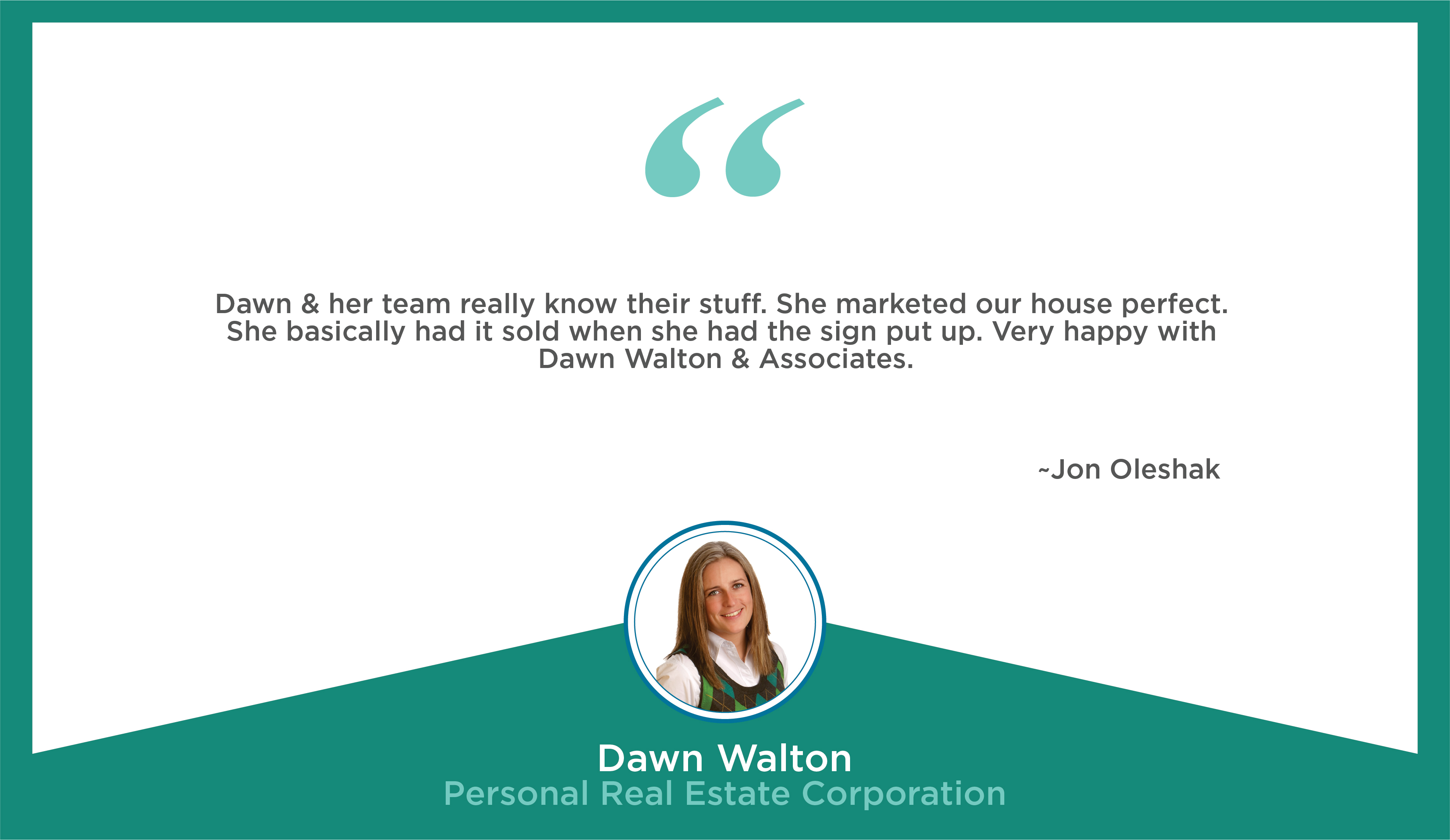 Dawn Walton and Associates Testimonials - Dawn Walton