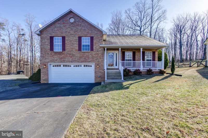 Nokesville Va Real Home For Sale 7641 Greenwood Way