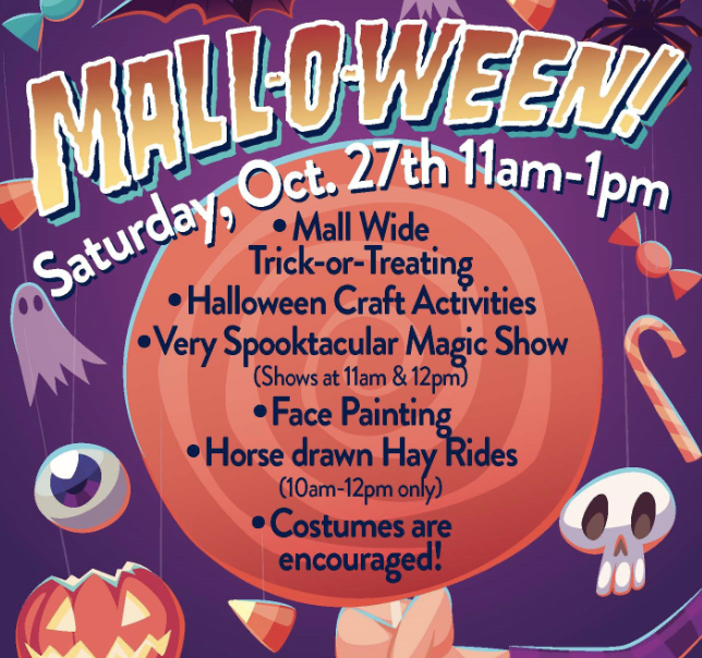 Mall O Ween_Dulles Town Center Mall 2018