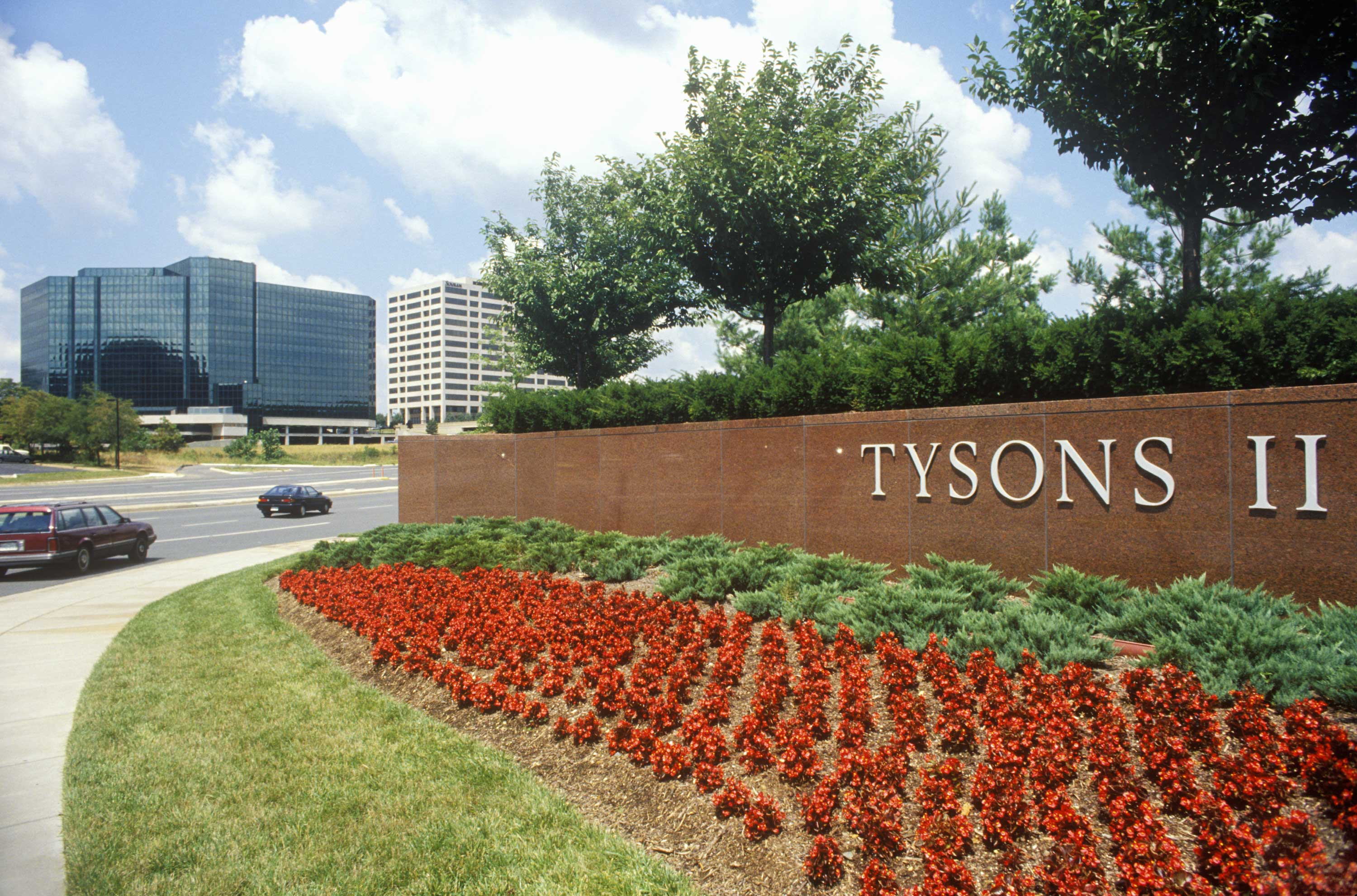 Tyson's Corner Mall II in McLean VA