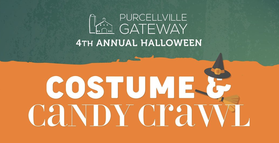 Purcellville Gateway Costume and Candy Crawl