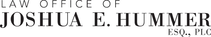 Law Office of Joshua Hummer Logo