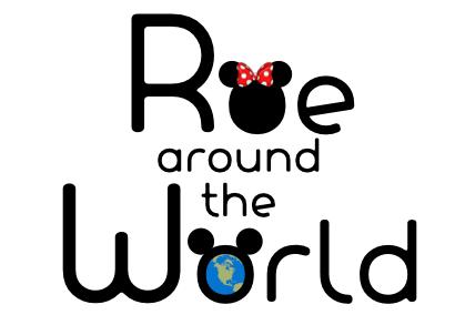 Roe Around The World Logo