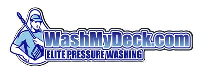 Wash My Deck Logo