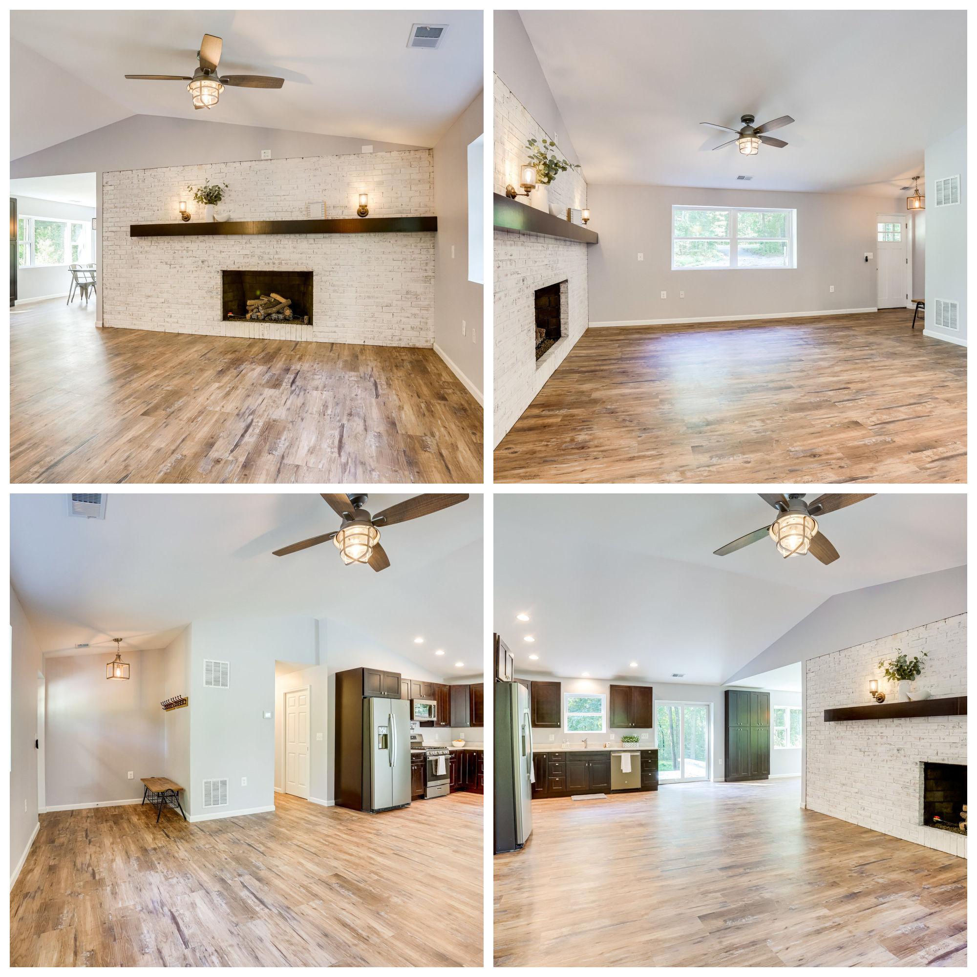 584 Aaron Mountain Rd, Castleton- Living Room