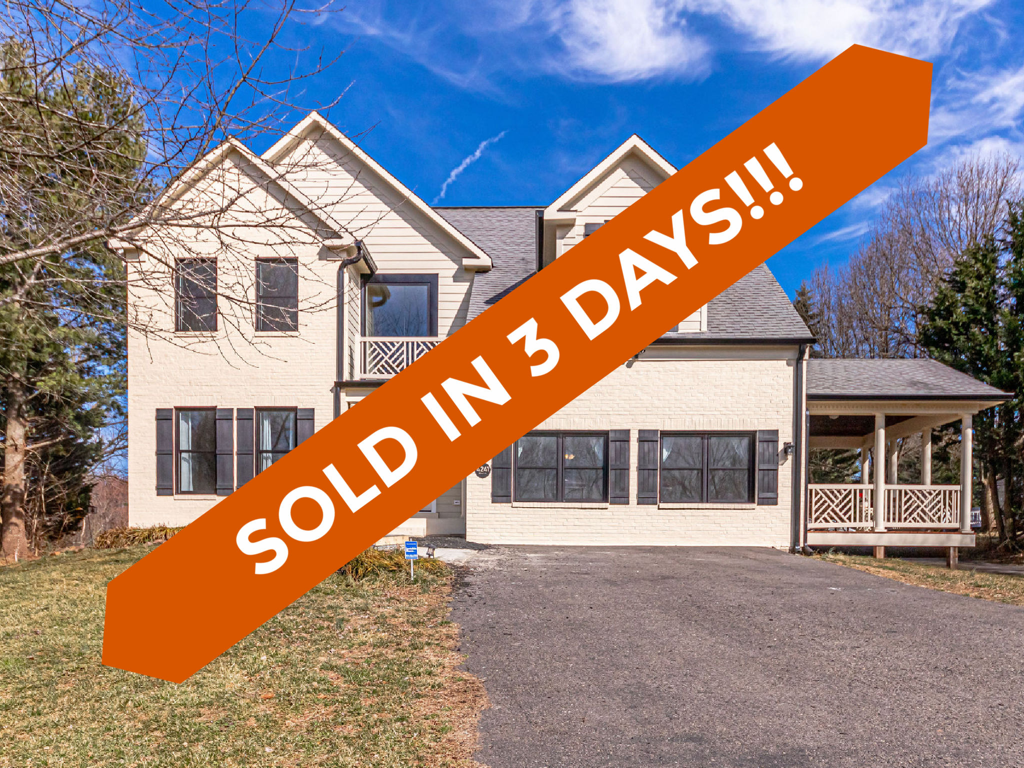 4241 Berry Rd, Gainesville -Sold