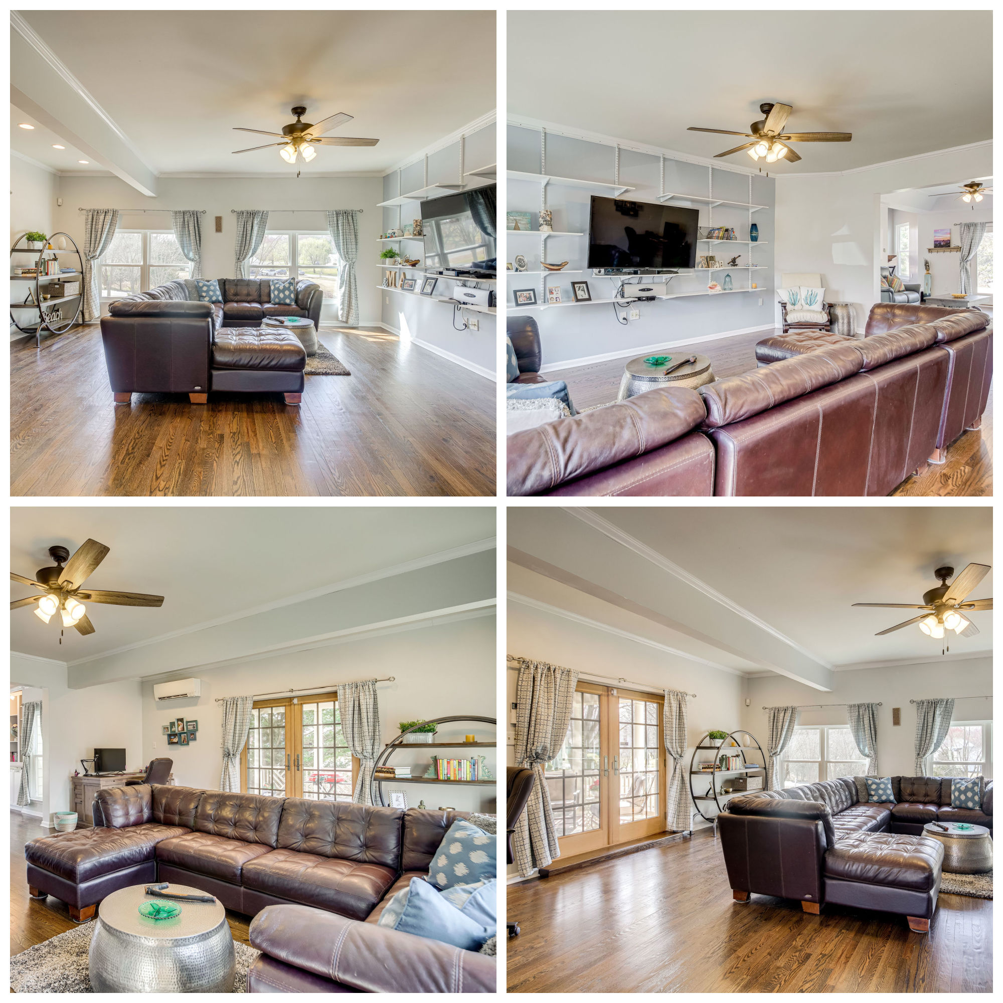 4241 Berry Rd, Gainesville, VA- Family Room