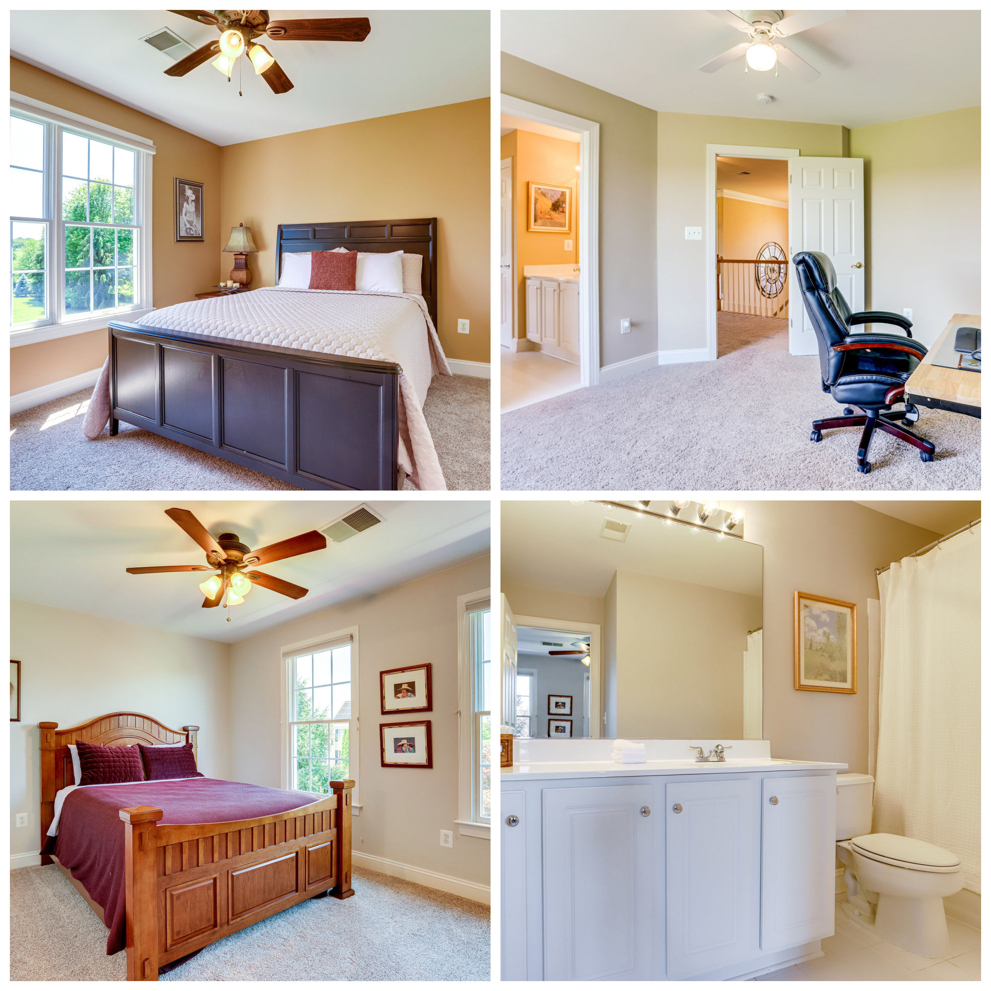 42259 Big Springs Ct, Leesburg- Additional Bedrooms and Bath