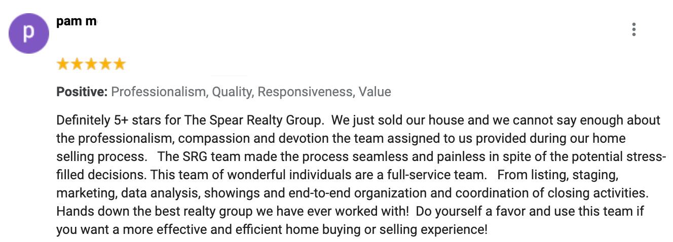 42259 Big Springs Ct, Leesburg- Client review