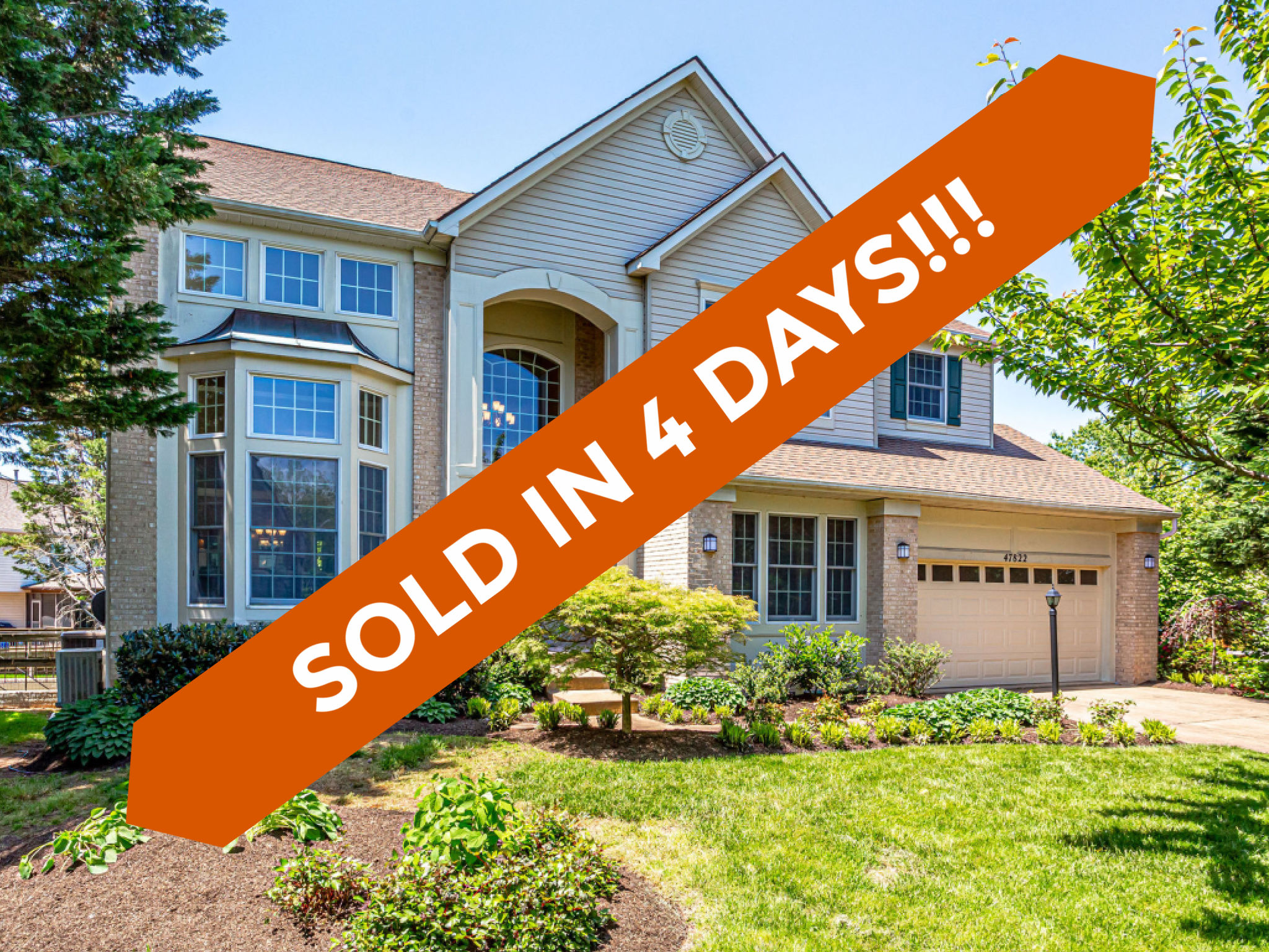 47822 Blockhouse Point Pl, Sterling, VA 20165- SOLD