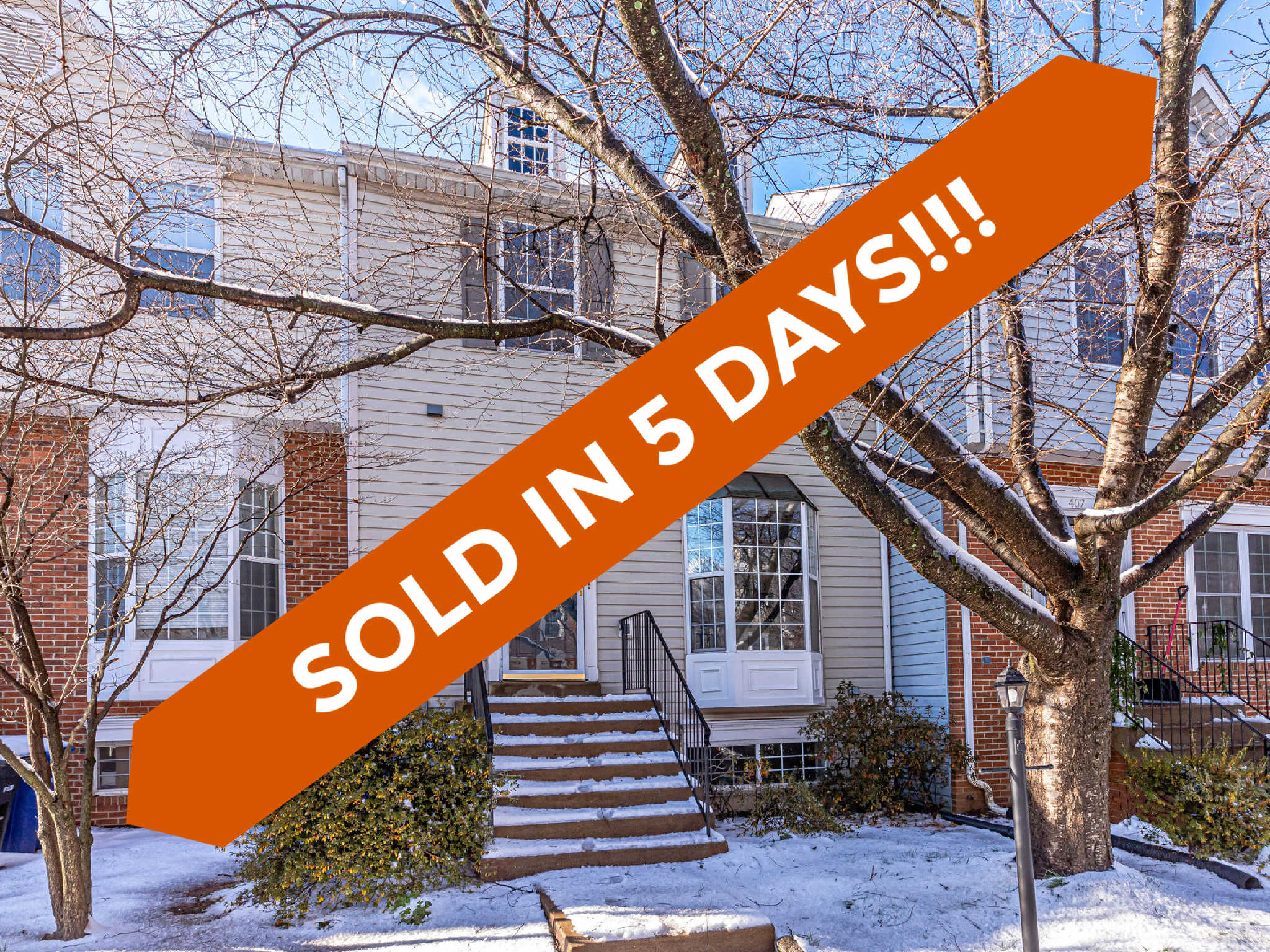 405 Breckinridge Sq SE, Leesburg- Sold