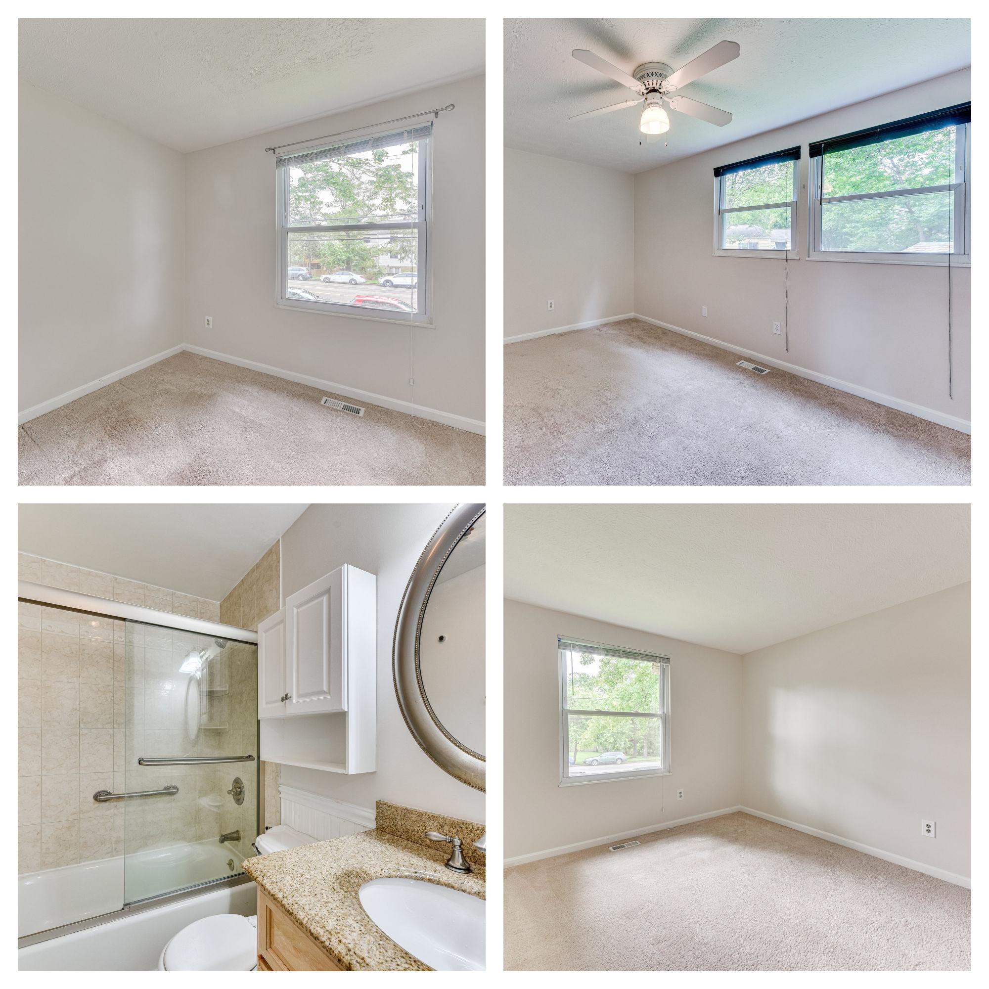 9208 Burke Rd, Burke- Bedrooms and Bathroom