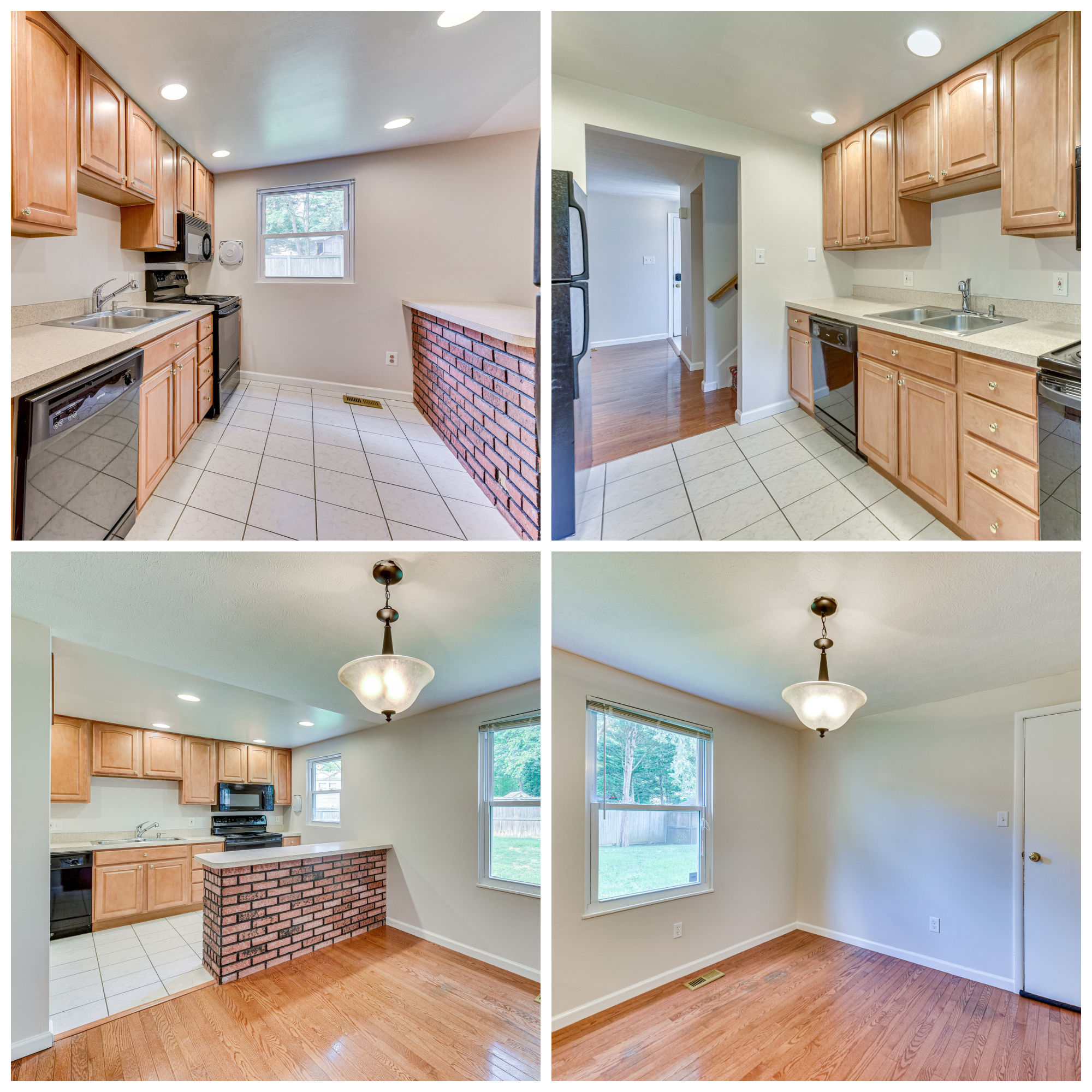 9208 Burke Rd, Burke- Kitchen and Dining Room